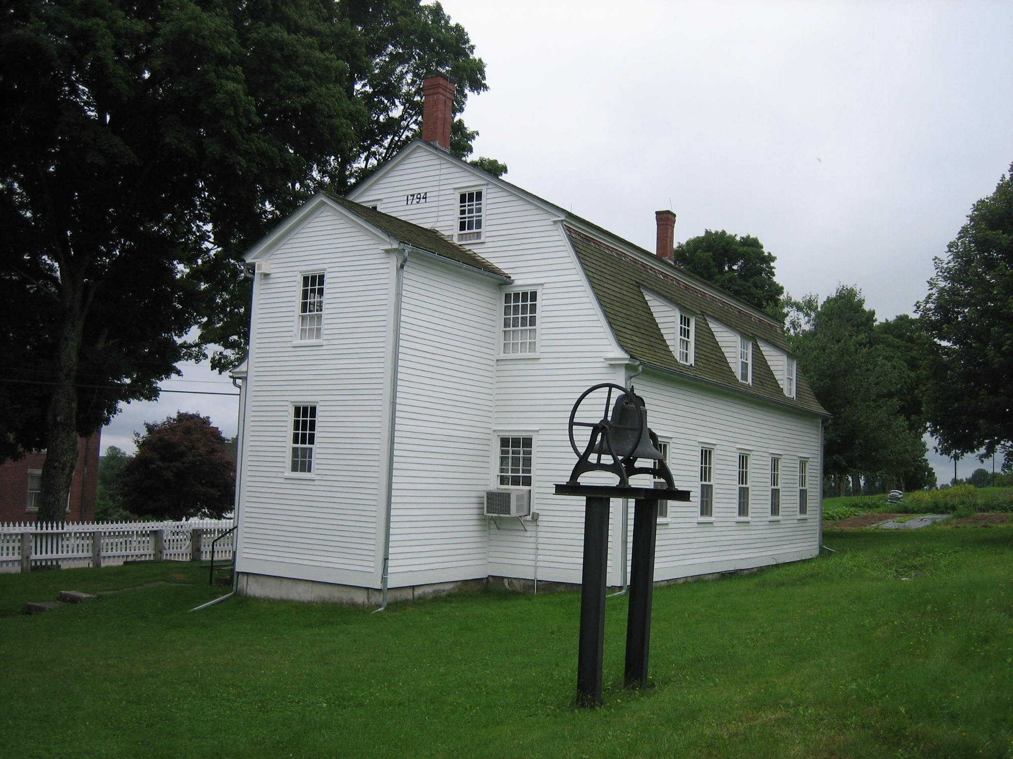 1794 Meeting House at Sabbathday Lake